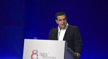 83η ΔΕΘ – Τσίπρας: Ο κάθε πολίτης ξεχωριστά θα αισθανθεί ότι τελείωσαν τα μνημόνια