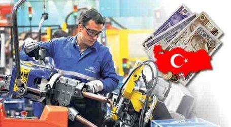 Πλεόνασμα στο ισοζύγιο τρεχουσών συναλλαγών της Τουρκίας
