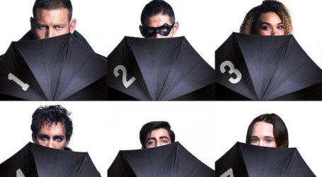 """Νέα σειρά του Netflix """"The Umbrella Academy"""" βασισμένη στα κόμικς του Τζέραρντ Γουέι"""