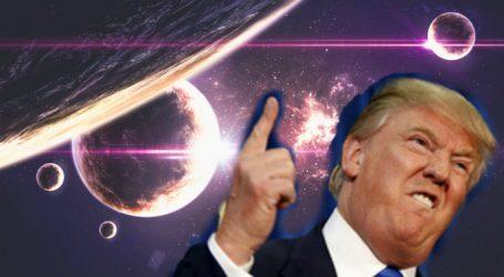 Διαστημική στρατιωτική δύναμη ως το 2020 ανακοίνωσαν οι ΗΠΑ