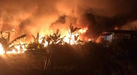 Κολομβία: Πυρκαγιά στον αγωγό Transandino από έκρηξη βόμβας