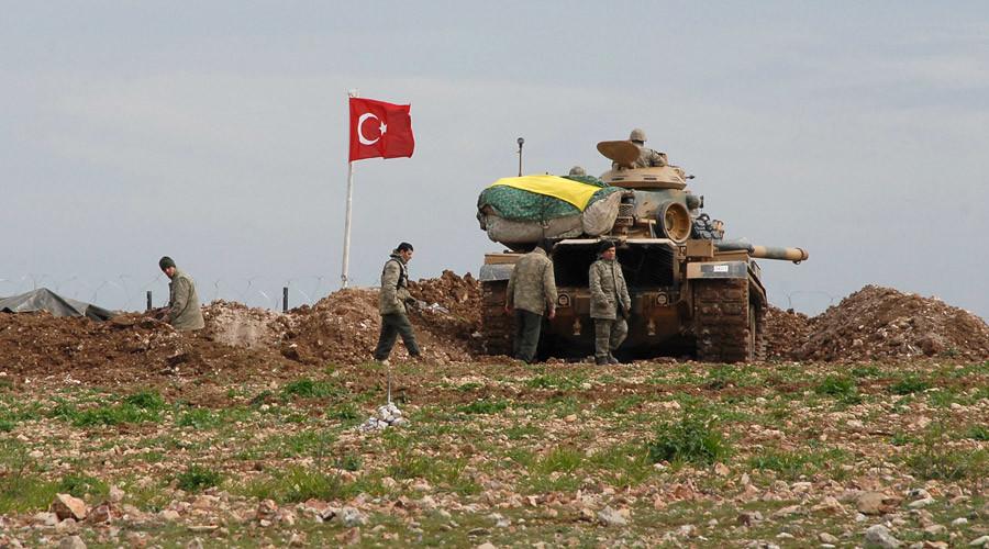 37df9d43e6 The Times  Η τουρκική επέμβαση στη Συρία προκαλεί φόβο σύγκρουσης με τις ΗΠΑ