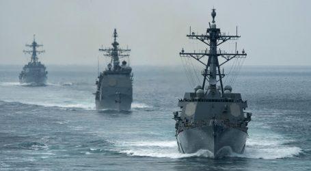 Ανεβαίνει επικίνδυνα το θερμόμετρο | Αμερικανικό πολεμικό πλοίο έπλευσε κοντά σε περιοχή που διεκδικεί η Κίνα