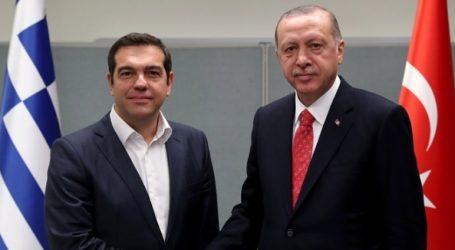 Θετική συνάντηση Τσίπρα-Ερντογάν | Εμφανής προσπάθεια της Άγκυρας να βελτιωθούν οι διμερείς σχέσεις