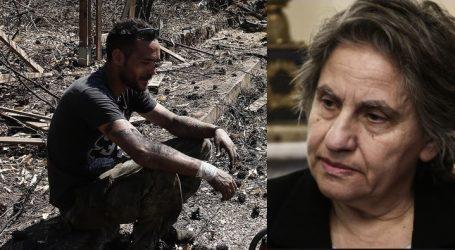 Η εισαγγελέας Ξ. Δημητρίου καλεί τους πληγέντες από την πυρκαγιά στην Αττική να ενημερωθούν για την ποινική πορεία της υπόθεσης