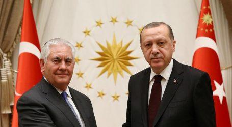 Ερντογάν-Τίλερσον: Στη συνάντηση επιβεβαιώθηκε το χάσμα ΗΠΑ-Τουρκίας