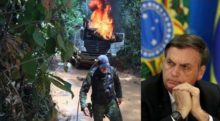 Μπολσονάρου: «Η Ευρώπη δεν έχει να μας δώσει κανένα μάθημα» για το περιβάλλον