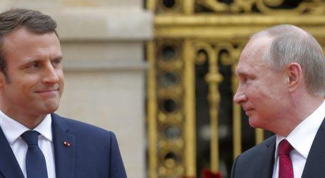 Νέα βαρυσήμαντη παρέμβαση Μακρόν | Τηλεφώνημα σε Πούτιν για τη Συρία