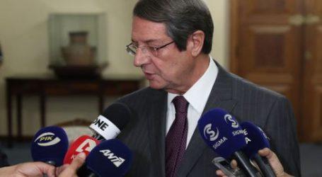 Αναστασιάδης: Η υπόθεση της Κύπρου είναι υπόθεση του Διεθνούς Δικαίου και της ΕΕ