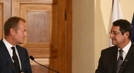 Τουσκ: Η ΕΕ πρέπει να αντιδράσει στις τουρκικές ενέργειες στην κυπριακή ΑΟΖ