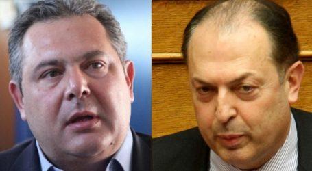 4 τηλεφωνήματα δέχτηκε ο κ. Λαζαρίδης πριν ανεξαρτητοποιηθεί