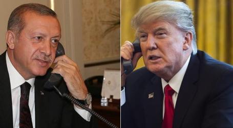 Προειδοποιητικό τηλεφώνημα Τραμπ στον Ερντογάν