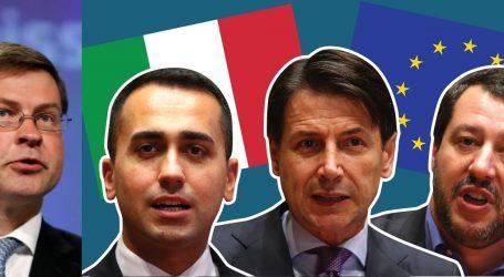 Οι Βρυξέλλες άνοιξαν επίσημα το ενδεχόμενο κυρώσεων κατά της Ιταλίας για τον προϋπολογισμό