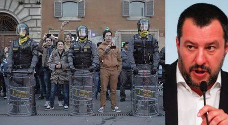 Ιταλία: Ξεσηκωμός κατά του αντιπροσφυγικού διατάγματος Σαλβίνι