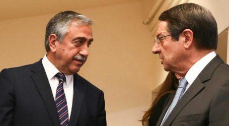 Κυπριακό | Ολοκληρώθηκε η συνάντηση Αναστασιάδη-Ακιντζί