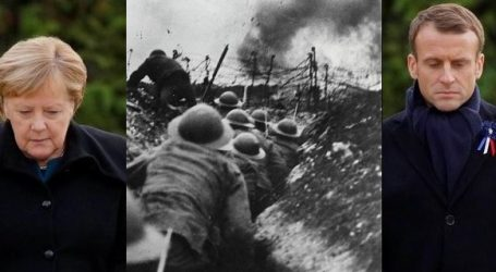 (UPD) 100 χρόνια από τον Α' Παγκόσμιο Πόλεμο | H Ευρώπη στα χέρια Μέρκελ-Μακρόν
