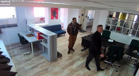 Εισβολή ακροδεξιών στα γραφεία του VICE Ρουμανίας