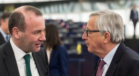 Βέμπερ: Τέλος στις ενταξιακές διαπραγματεύσεις με την Τουρκία, αν εκλεγώ στη θέση του Γιούνκερ