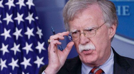 """Ο Μπόλτον """"φρενάρει"""" το Ισραήλ: Οι ΗΠΑ δεν θα αναγνωρίσουν την ισραηλινή κατοχή στα υψώματα του Γκολάν"""