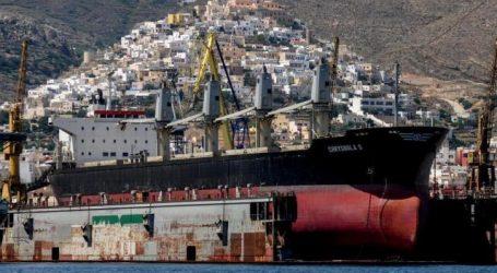 Σήμερα συζητείται η αίτηση εξυγίανσης του ναυπηγείου Νεώριο Σύρου