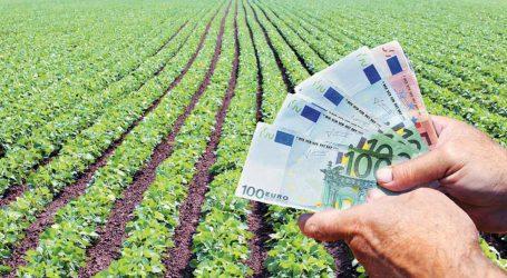 ΕΕ: Κινητοποίηση επενδύσεων ύψους 1 δισ. ευρώ για τους τομείς της γεωργίας και της βιο-οικονομίας