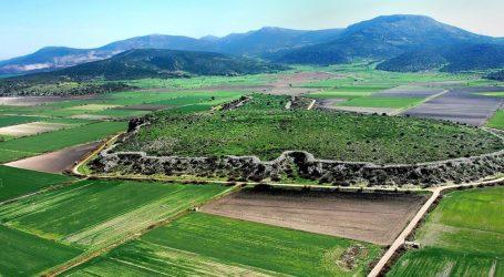 Σημαντικά αρχαιολογικά ευρήματα στη μυκηναϊκή ακρόπολη του Γλα