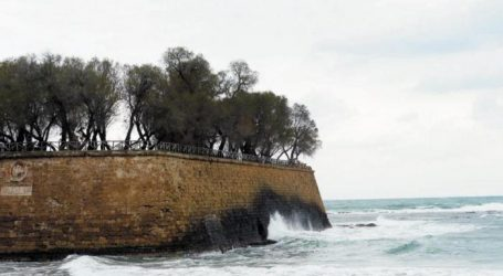 """""""Το φαινόμενο της διάβρωσης των ακτών θα γίνει πιο έντονο τα επόμενα χρόνια"""""""