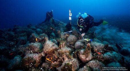 Από το επόμενο καλοκαίρι θα είναι επισκέψιμο το ναυάγιο της Περιστέρας στην Αλόννησο