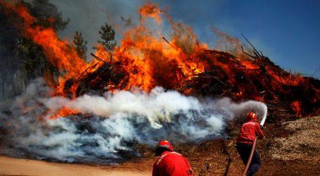 Μάχη με τη φωτιά στην Πορτογαλία