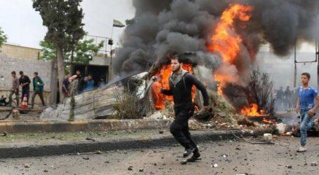 Συρία: 26 άμαχοι νεκροί από αεροπορικές επιδρομές εναντίον τζιχαντιστών