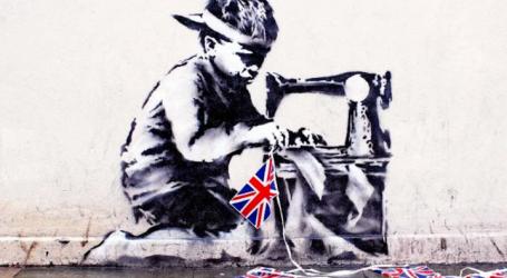 O Ρον Ίνγκλις θα… ασβεστώσει ένα έργο του Banksy