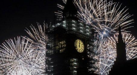 Βρετανία: Το Big Ben θα χτυπήσει τα μεσάνυχτα της Πρωτοχρονιάς