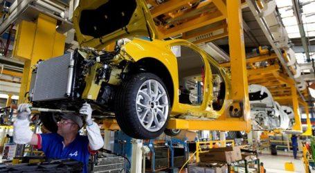 Eυρωζώνη: Οριακή αύξηση για τη βιομηχανική παραγωγή