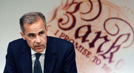 Τράπεζα της Αγγλίας: Διατήρησε αμετάβλητα τα επιτόκια