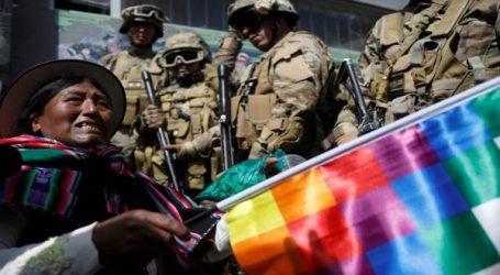 Βολιβία: Χάος και συγκλονιστικές εικόνες νεκρών διαδηλωτών – Σφαγή με δεκάδες νεκρούς από τις επιθέσεις του στρατού σε υποστηρικτές του Μοράλες