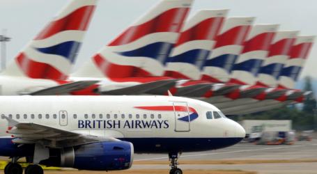 British Airways: Συνεχίζεται η απεργία των πιλότων της