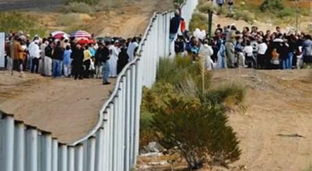 O Τραμπ εξετάζει το ενδεχόμενο κλεισίματος των συνόρων με το Μεξικό