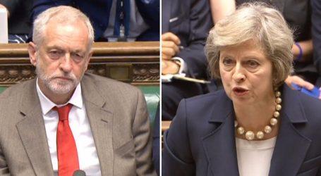 Βρετανία: Έτοιμη η Μέι για ανάμιξη στον προαναγγελόμενο πόλεμο στη Συρία – Απόφαση από τη Βουλή απαιτεί ο Κόρμπιν