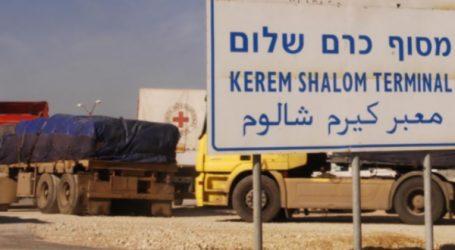 Ενδείξεις εκτόνωσης της έντασης στη Γάζα – Άνοιξε το πέρασμα Κερέμ Σαλόμ