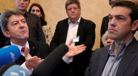 """""""Πάγο"""" στον Μελανσόν – Απορρίφθηκε το αίτημα για αποκλεισμό του ΣΥΡΙΖΑ από την ευρωπαϊκή αριστερά"""