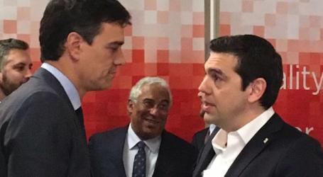 Από τον Ισπανό πρωθυπουργό θα εκπροσωπηθεί ο Αλ. Τσίπρας στην αυριανή συνεδρίαση του Ευρωπαϊκού Συμβουλίου