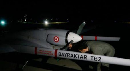 Οπλισμένο τουρκικό drone προσγειώθηκε στο αεροδρόμιο Λευκονοίκου (vid)