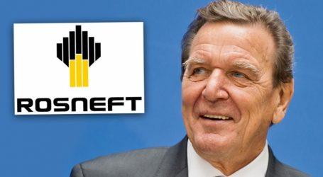 Επανεξελέγη πρόεδρος του ΔΣ της Rosneft ο Γκέρχαρντ Σρέντερ