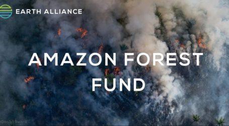 Το ίδρυμα Earth Alliance του Ντι Κάπριο δωρίζει 5 εκατ. δολάρια για τις φωτιές στον Αμαζόνιο