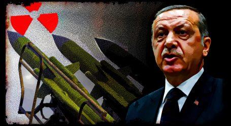 """Die Welt: """"Το όνειρο του Ερντογάν για το υπερόπλο"""""""