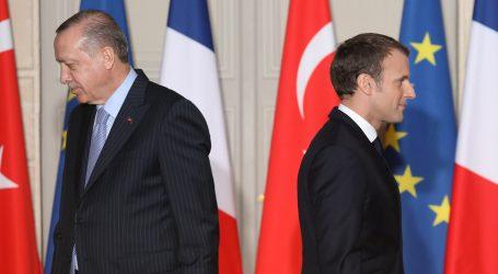Συγχαρητήρια Μακρόν σε Ερντογάν για την εκλογική του νίκη