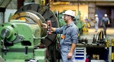 Άνοδος 17,5% του δείκτη κύκλου εργασιών στη βιομηχανία τον Ιούλιο
