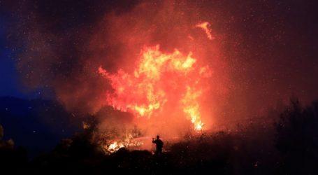 Εύβοια: Κήρυξη των πυρόπληκτων περιοχών σε κατάσταση Έκτακτης Ανάγκης