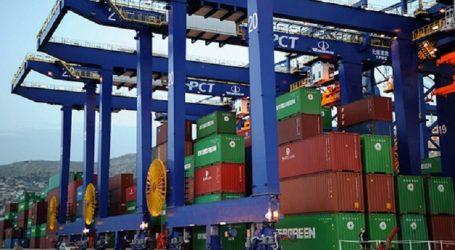 Αύξηση 1,6% για τις εξαγωγές στο πρώτο τρίμηνο του 2019