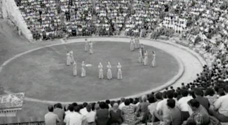 Αφιέρωμα του Αρχείου της ΕΡΤ – 65 χρόνια Φεστιβάλ Επιδαύρου